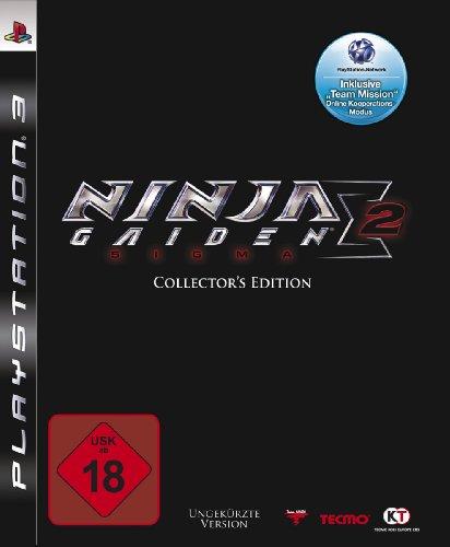 Preisvergleich Produktbild Ninja Gaiden: Sigma 2 - Special Edition (uncut) (exklusiv bei Amazon.de)