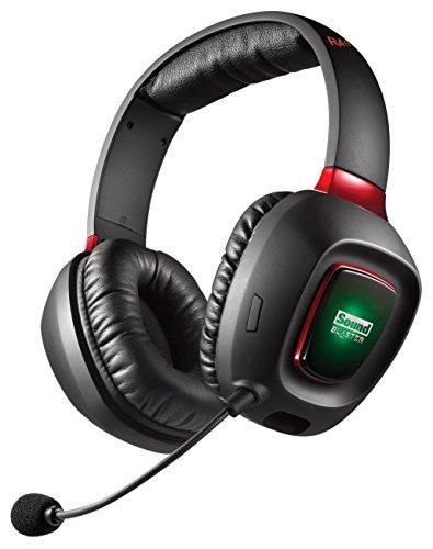 Creative Sound Blaster Tactic3D Rage Wireless V2.0 Gaming Headset für PC, Mac und PS4, schwarz - 3