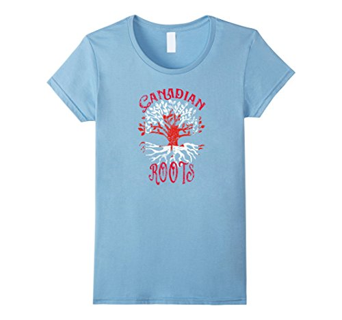 womens-canadian-roots-family-tree-flag-of-canada-t-shirt-medium-baby-blue
