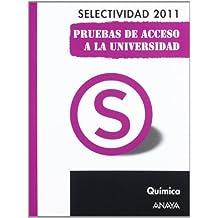 Química. Pruebas de Acceso a la Universidad. (Selectividad/PAU 2011)