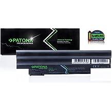 PATONA Premium Batteria per Laptop Acer Aspire One D255 | D257 | D260 | D270 | E100 | Packard Bell Dot SE | Gateway LT23 | LT25 - [ Li-ion; 5200mAh; nero]