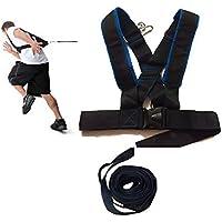 grofitness velocidad agilidad entrenamiento correa del arnés Running Entrenamiento Deportivo hombro cinturón