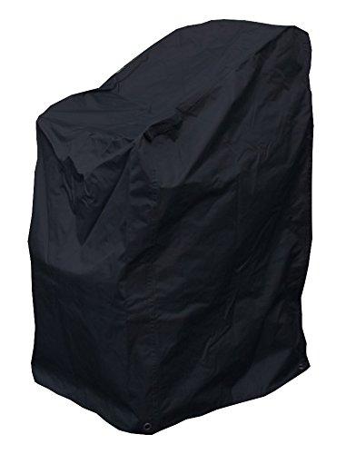 Schutzhülle für Stapel- und Relaxstühle Gartenmöbel Plane Garten Abdeckung Oxford 420D