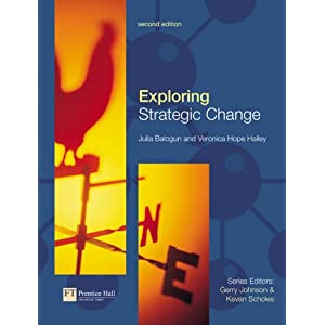 Exploring Strategic Change (Paperback)