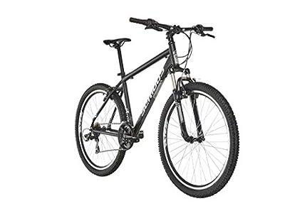 SERIOUS Rockville 27,5'' Black/Grey 2019 MTB Hardtail