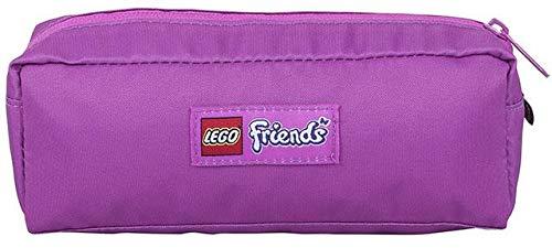 Lego Vline Friends Funpark Estuches, 21 cm, 1 Litro, Rosa