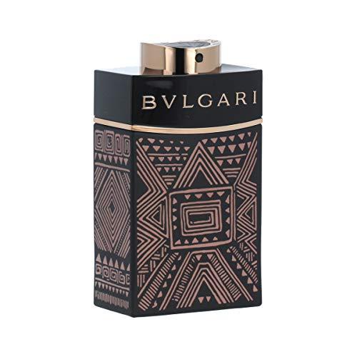 Bulgari Man in Black - Essence Eau de Parfum homme man, 1er Pack (1 x 100 ml)
