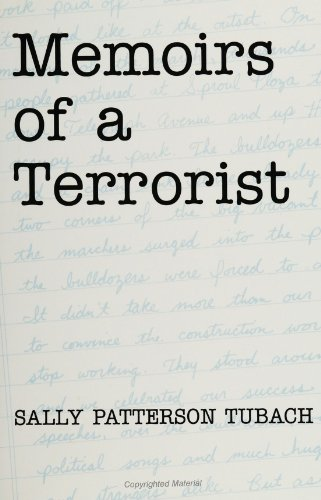 Memoirs of a Terrorist (SUNY series, The Margins of Literature)