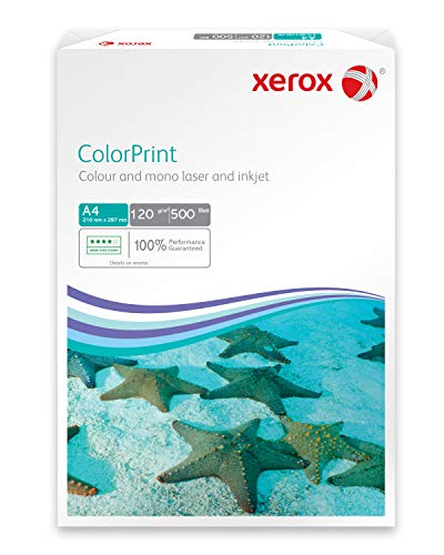 Xerox ColorPrint - Papel A4 210x297 mm