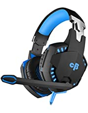 Cosmic Byte Kotion Each Over the Ear Headsets with Mic & LED - G2000 Edition