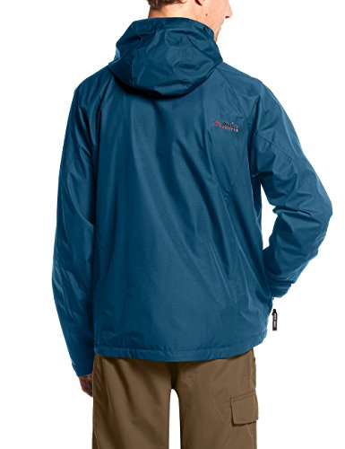 Maier Sports Herren Jacke Borkum Ensign Blue
