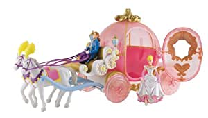 Early Learning Centre Fairy Tale Coach And Horse