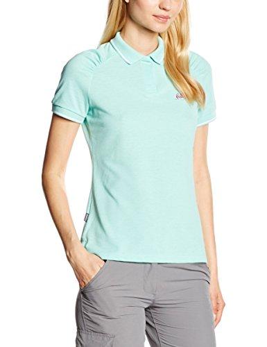 Odlo Damen Polo Shirt s/s Element, Cockatoo Melange, S Preisvergleich