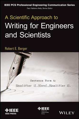 A Scientific Approach to Writing for Engineers and Scientists IEEE ...