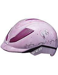 KED–Casco de equitación Pina–Disney Princess para el Reitsport y bicicleta para niños, talla M = 51–56cm