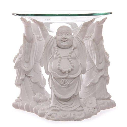 white-laughing-buddha-oil-burner-11cm