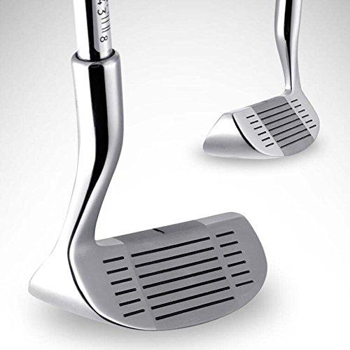 Nlne Golf-Komplettset Für Herren mit Titanium-Driver, Doppelseitiger Schneidstrebe, Doppelseitiger Schlag-Golfschläger