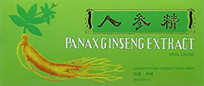 Panax Ginseng Extract Oral Liquid from The Central Pharmaceutical CO. Ltd