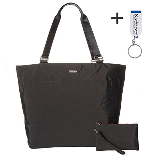 baggallini-extra-large-expendable-travel-gym-diaper-tote-bag-charcoal