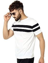 Roden Mens Half Sleeve Cotton Round Neck Tshirt