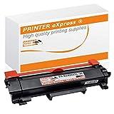Printer-eXpress Toner | MIT CHIP | ersetzt Brother TN-2420, TN2420, TN-2410, TN2410 3.000 Seiten für Brother DCP-L2510D, DCP-L2530DW, DCP-L2537DW, DCP-L2550DN, HL-L2310D, HL-L2350DW, HL-L2357DW, HL-L2370DN, HL-L2375DW, MFC-L2710DN, MFC-L2710DW, MFC-L2730DW, MFC-L2735DW, MFC-L2750DW Drucker schwarz