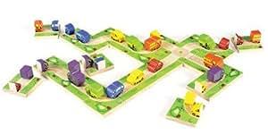 Traffic 3D Dominos