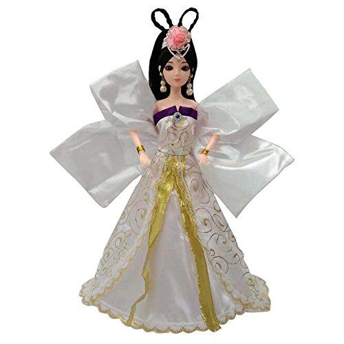 (Schönen Palast Konkubine Menschen Puppen chinesischen alten Kostüm Göttin-W)