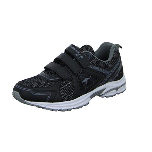 KangaROOS 81053 067 5001 Herren Training mit Klettverschluss, Größe 45.0 (Herren Klett Schuhe)