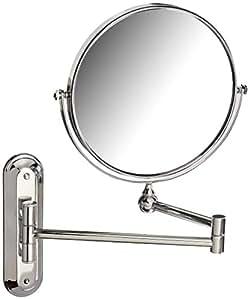 Better Living produits Valet Support mural grossissant miroir Chrome 8 cm