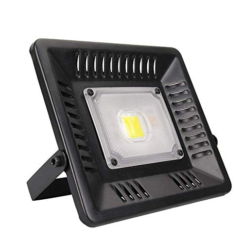50W Proyector LED Exterior - CroLED Focos LED Aluminio Impermeable IP66 Reflectores...
