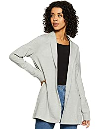 Amazon Brand - Symbol Women's Plain Shrug