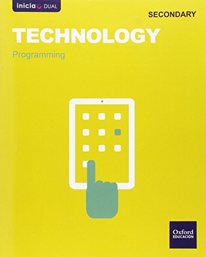 Inicia Technology 1 º ESO  Programming: games and apps