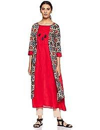 Aasi - House of Nayo Women's cotton a-line Kurta