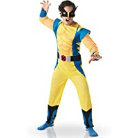 Rubie 's oficial Marvel Lobezno, Adult Costume–X-Large