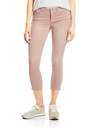 Street One Damen Slim Jeans 371335 York, Rosa (Pale Rose Soft Wash 11373), W27/L26
