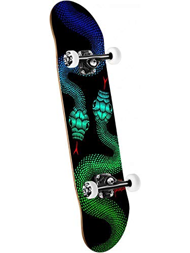 Powell Peralta Skateboard Complete Deck Snakes 8.25'' Complete Complete - Powell Set