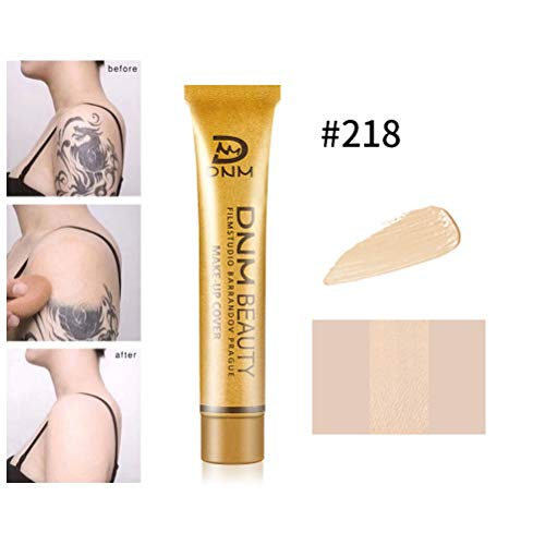 30g 14 Farben Concealer, Make-Up Concealer Creme Wasserdichte Make-up Creme Tattoo Concealer Abdeckcreme für Frauen -
