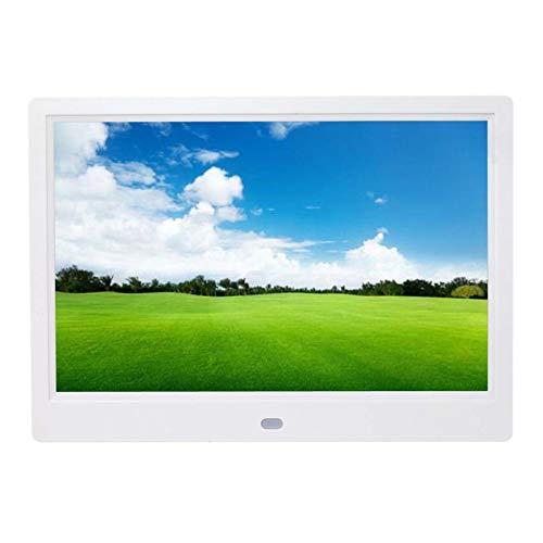 FLYWM Digitale Bilderrahmen 10 Zoll Vollansicht IPS-Bildschirme Werbung Maschine 1080p Wand Schaufenster Werbung Maschine elektronische al Bum
