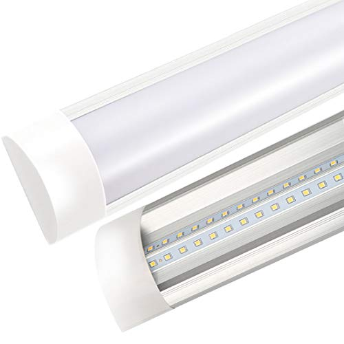T10 Luz de día Lámpara LED Tubo para Oficina Garaje Supermercado Gimnasios Balcón Cocina Supermercados 90CM 30W 4000K 1pc XYD®