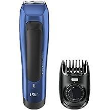 Braun BT 5030 - Recortadora de barba, con ajustes de longitud cada 0.5 mm