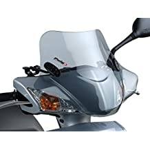 Puig deflector City Sport Yamaha Cygnus X 04-14 ahumado