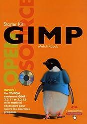 GIMP : Apprenez, pratiquez, créez (1Cédérom)