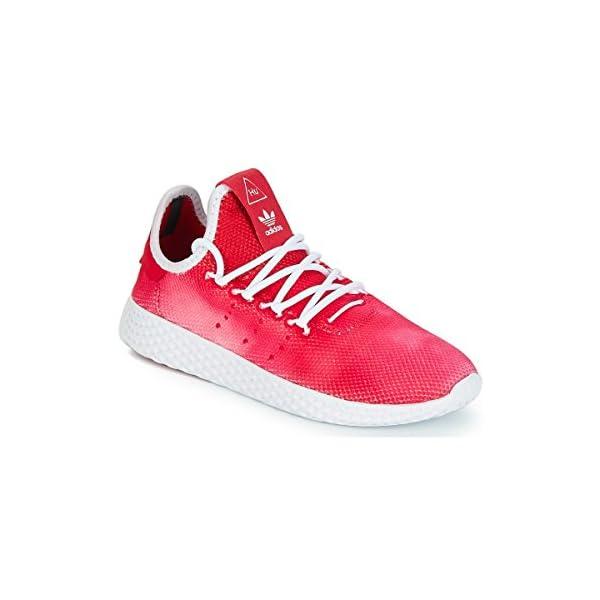 adidas PW Tennis HU J Sneakers Rosso Bianco CQ2301 1 spesavip