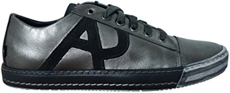 Emporio Armani Armani Jeans – Basket Armani Jeans argentoata b658042   Specifica completa    Uomo/Donne Scarpa