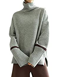 cheap for discount d98e0 9b0a8 Amazon.it: Maglie Lana Donna Cashmere - Maglioni / Maglieria ...
