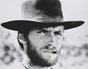 Amazon.de: CLINT EASTWOOD Western Cowboy Film Schauspieler