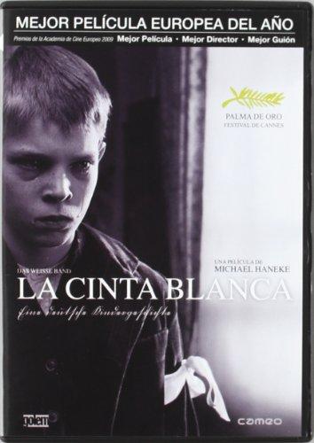 La Cinta Blanca (Das Weisse Band - Eine Deutsche Kindergeschichte)