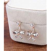 Womens Kristallgänseblümchen-Blumen-Ohrringe nach hängenden Ohr-Bolzen-Schmucksache-Geschenken Silber- preisvergleich bei billige-tabletten.eu