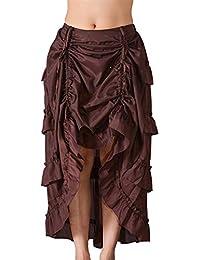 93d396375 Amazon.es: gotico - Faldas / Mujer: Ropa