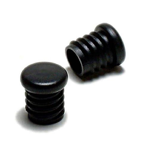 D2O Velo Handle Plastic Plugs End Caps -